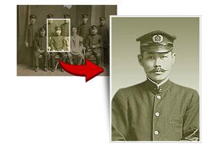 古い写真の修復・その他