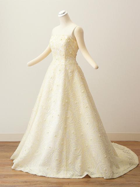 白ドレス02