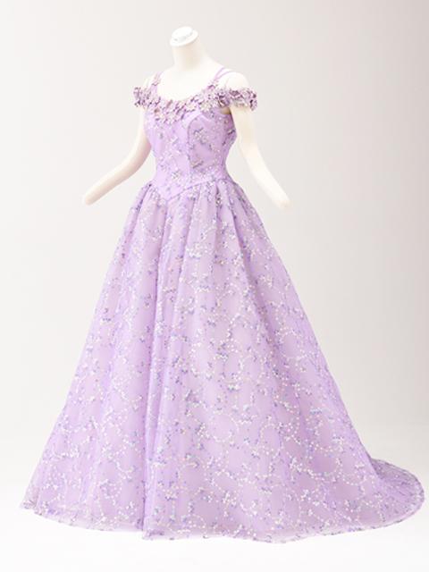 色ドレス02